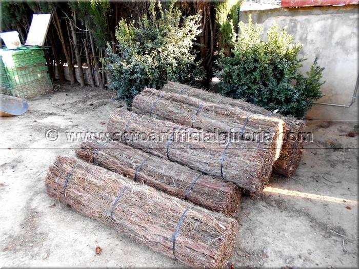 Clientes vallas de jard n obras realizadas valla de - Precio brezo para vallas ...